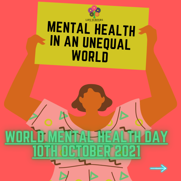 mental health day, mental health day 2021, mental health day, lifesurfers